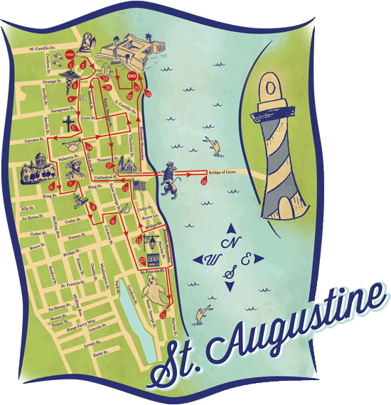 St-Augustine-Map-Graphic